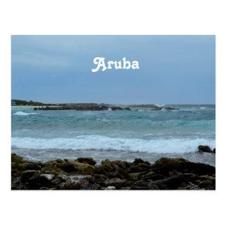 Perfect Aruba Postcard