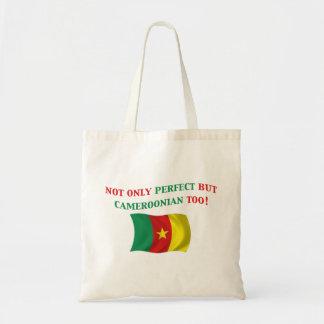 Perfect Cameroonian Budget Tote Bag