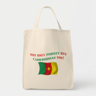 Perfect Cameroonian Grocery Tote Bag