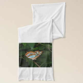 Perfect Camoflage Butterfly Wings Scarf
