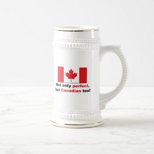 Perfect Canadian Coffee Mugs