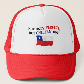 Perfect Chilean Trucker Hat
