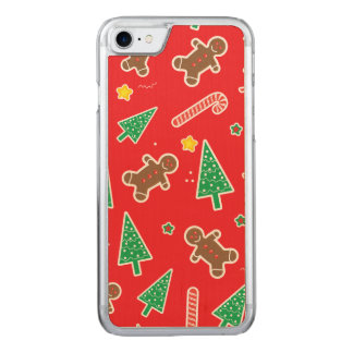 Perfect Christmas Carved iPhone 7 Case