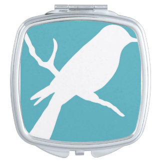 Perfect Compact mirror for Bird Lovers