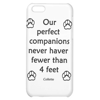 Perfect Companions iPhone 5C Covers