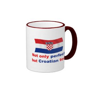 Perfect Croatian Ringer Mug
