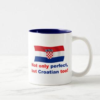 Perfect Croatian Two-Tone Mug