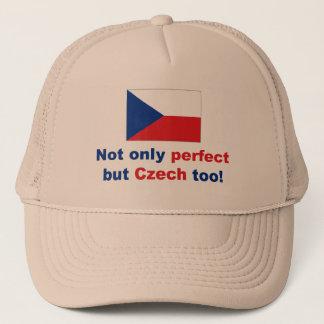 Perfect Czech Trucker Hat