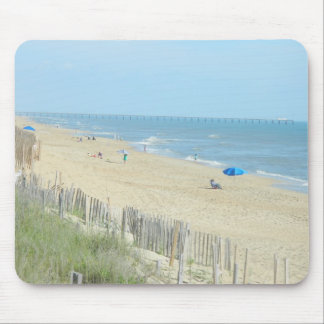 Perfect Day at The Beach Mouse Pad