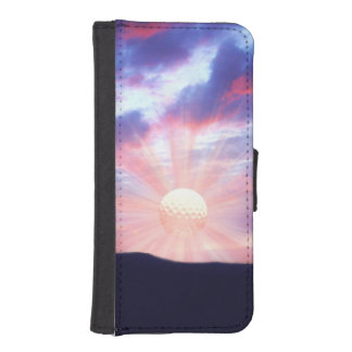 Perfect day for golf phone wallets