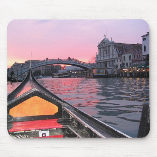 Perfect Day in Venice Mouse Pad