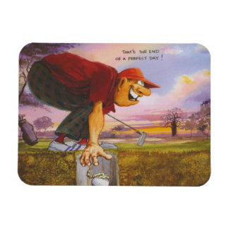 Perfect day rectangular magnets