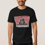 """PERFECT """"DONT TREAD ON ME"""" 13 STRIPES TEE SHIRTS"""