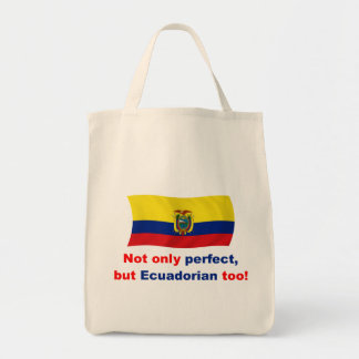 Perfect Ecuadorian Tote Bag