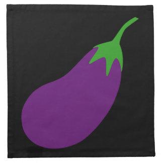 Perfect Eggplant Napkin