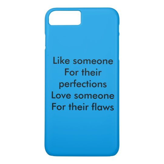 Perfect flaws iphone 6 case