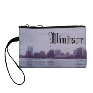 Perfect for Hart Plaza Events to hold your money Coin Purse