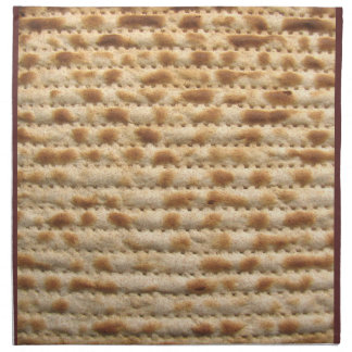 Perfect for Passover - Matzah Gift Napkin