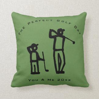 Perfect Golf Day Cushion