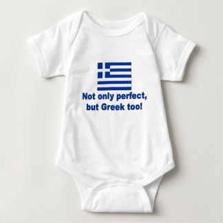 Perfect Greek Baby Bodysuit