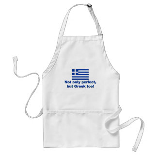 Perfect Greek Standard Apron