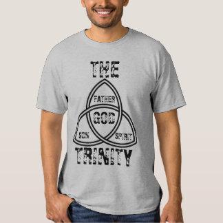 Perfect Harmony: The Trinity Tshirts