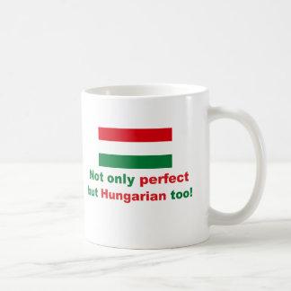 Perfect Hungarian Basic White Mug