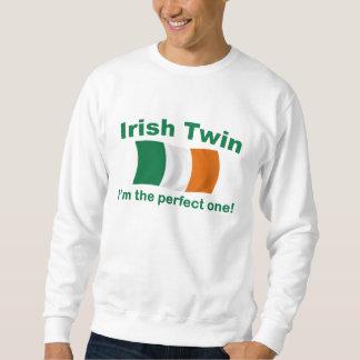 Perfect Irish Twin Sweatshirt