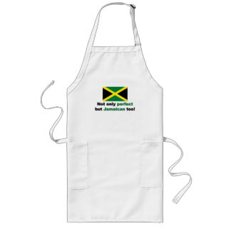 Perfect Jamaican Long Apron