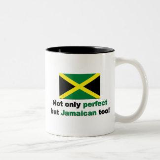 Perfect Jamaican Two-Tone Mug
