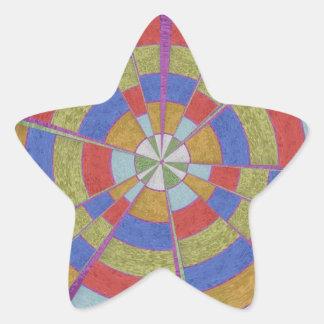 Perfect Kingdom - Beautiful Distribution Resources Star Sticker