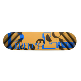 Perfect Landing deck Skateboards