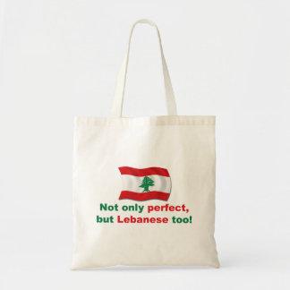 Perfect Lebanese Canvas Bag