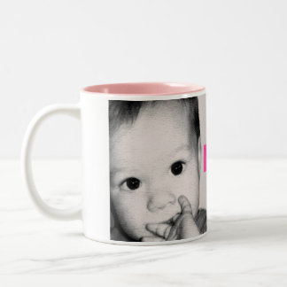 Perfect Mother's Day Gift - Two-Tone Coffee Mug