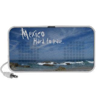 Perfect Pacific Mexico Souvenir iPhone Speaker