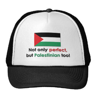 Perfect Palestinian Trucker Hat