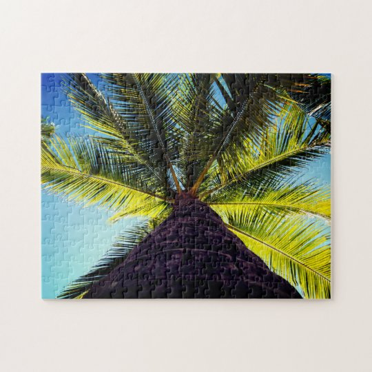 Perfect Palm Tree Jigsaw Puzzle