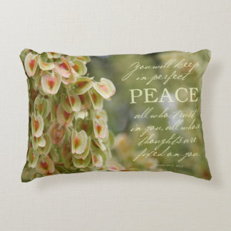 """Perfect Peace 16x12"""" Pillow"""