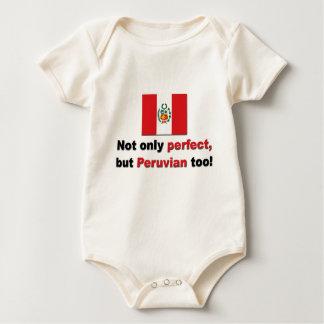 Perfect Peruvian Baby Bodysuit