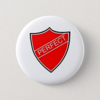 Perfect Prefect Badge Red