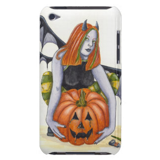 Perfect Pumpkin iPod touch Case-Mate Barely There™