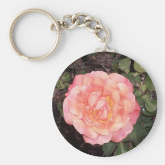 Perfect Rose Keychain