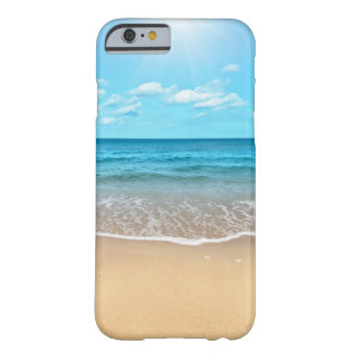 Perfect Sandy Beach Barely There iPhone 6 Case