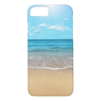 Perfect Sandy Beach iPhone 7 Case