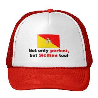 Perfect Sicilian Cap