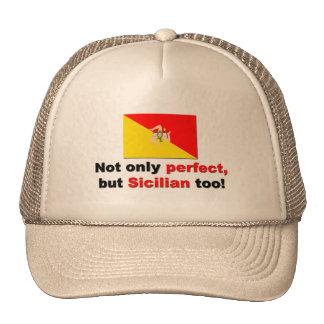 Perfect Sicilian Hat