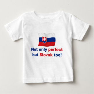 Perfect Slovak Baby T-Shirt