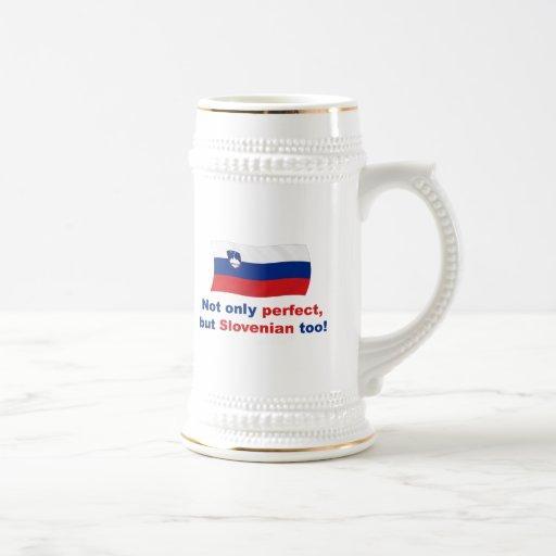 Perfect Slovenian Coffee Mug