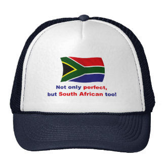 Perfect South African Cap
