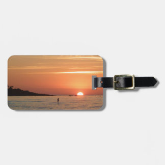 Perfect Sunset Luggage Tag